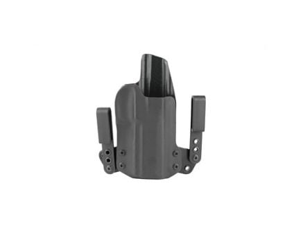 """BlackPoint Tacitcal Mini Wing 1.75"""" Loop RH IWB Kydex Holster For Sig P320 Full Size, Black - 102314"""