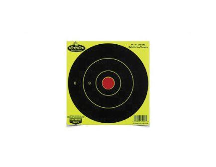 """Birchwood Casey Dirty Bird Target 6"""" Yellow Round Bullseye, 16 Pack - BC-35906"""