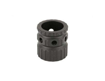 2A Armament Aluminum Barrel Nut, Black - 2A-ALBN-1