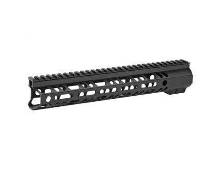 "2A Armament Builder Series 12"" MLOK Handguard For AR15 Rifles, Anodize Black - 2A-BSHG-12"