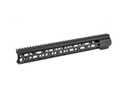 """2A Armament Builder Series 15"""" MLOK Handguard AR15 Rifles, Black Anodize - 2A-BSHG-15"""
