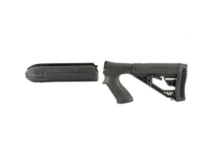 Adaptive Tactical EX Performance Kit For Remington 870 12 Gauge With M4 Style Stock And Forend, Black - AT-02000