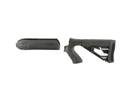Adaptive Tactical EX Performance Kit For Mossberg 500 12 Gauge With M4 Style Stock And Forend, Black - AT-02006