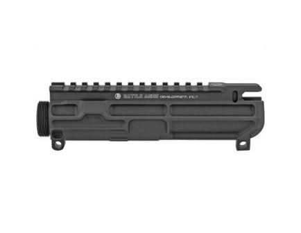 Battle Arms Development LWGT Upper w/ M4 Feed Ramp Compat w/ Fortis REV II Rail, Black Anodized - 100-016-156