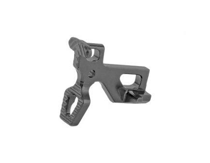 Battle Arms Developmen Enhanced Bolt Catch, Billet Steel w/ Black Oxide - 100-800-008