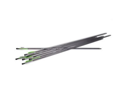 """Benjamin 26"""" 375 Grain Sheridan Pioneer AIRBOW Arrows, 6 Pack - AB6PKA"""