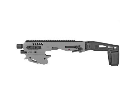 CAA Micro Handgun Conversion Kit Fits Glock 20 & 21, Tungsten Finish - MCK21TU