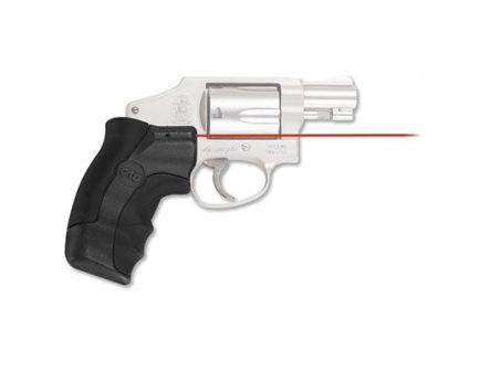 Crimson Trace Hi-Brite Smith & Wesson J Frame Red Laser Grip, Black - LG-350