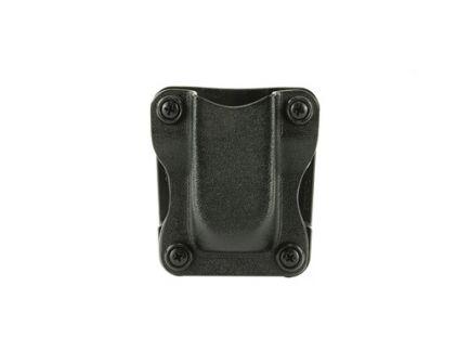 DeSantis Gunhide Quantico Single Magazine Pouch Fits Glock 43 Magazines, Ambi, Black Kydex - A86KJYYZ0