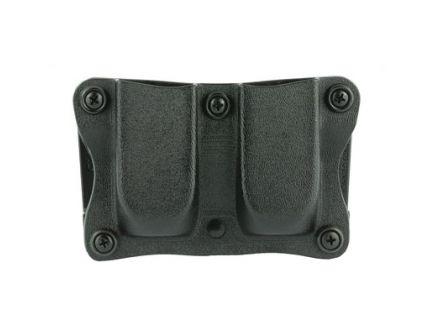 DeSantis Gunhide Quantico Magazine Pouch Fits Glock 43 and S&W M&P 9/40 Compact, Ambi, Black Kydex - A87KJYYZ0