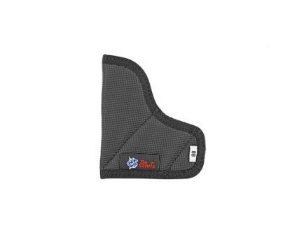 DeSantis Gunhide Mag-Packer Mag Pouch Fits Single Stack 25 & 32 Caliber, Ambi, Black - M38BJBBZ0