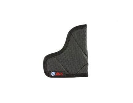 DeSantis Gunhide Mag-Packer Mag Pouch Fits Glock 17/19/20/21/22/23, Ambi, Black - M38BJJJZ0