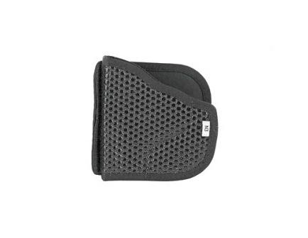 DeSantis Gunhide Super Fly Pocket Holster Fits J-Frame, LCR, and SP101, Ambi, Black - M44BJN3Z0