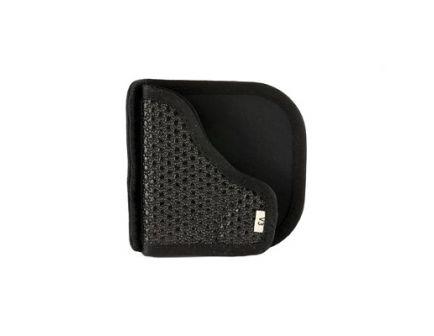 DeSantis Gunhide Super Fly Pocket Holster Fits Kimber Solo/Kahr PM9/40, Ambi, Black - M44BJV3Z0