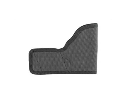 DeSantis Gunhide Cargo Nemesis Pocket Holster Ambi Fits Glock/S&W M&Pc/Shield, Black - M52BJE1Z0