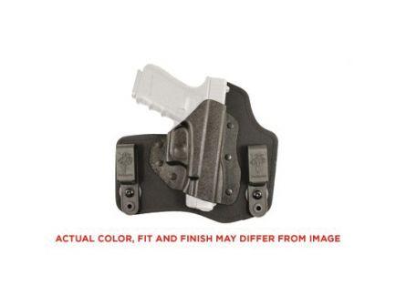 DeSantis Gunhide The Invader IWB Holster Fits Glock 43/43X, RH, Black Nylon - M65KA8BZ0