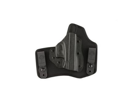 DeSantis Gunhide Invader IWB Holster Fits Glock 17/19/19X/26, RH, Black Nylon - M65KAB2Z0