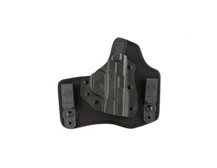 DeSantis Gunhide Invader IWB Holster Fits S&W M&P 9/40, RH, Black Nylon - M65KAM9Z0