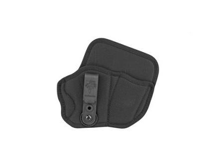 DeSantis Gunhide Inner Piece 2.0 IWB w/ Integrated Mag Carrier Fits Glock 42/43, Black Nylon - M89BAD6Z0