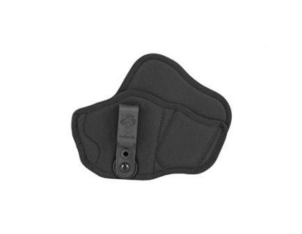 DeSantis Gunhide Inner Piece 2.0 IWB RH Fits Glock 26/27, Black Nylon - M89BAE1Z0