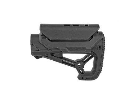 FAB Defense AR-15 Buttstock Small/Compact Fits Mil-Spec And Commercial Tubes, Black -  FX-GLCORESCP