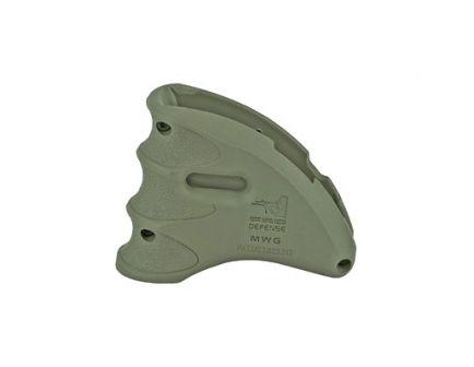 FAB Defense AR-15 Mag-Well Grip and Funnel, OD Green - FXMWGG