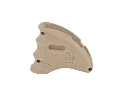 FAB Defense AR-15 Mag-Well Grip and Funnel, FDE - FXMWGT