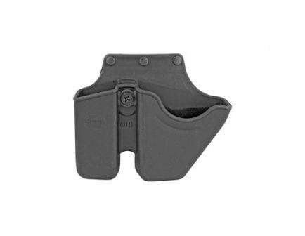 Fobus Belt Case Handcuff And 9/40 Double Stack Magazine Holder, Black - CU9BH