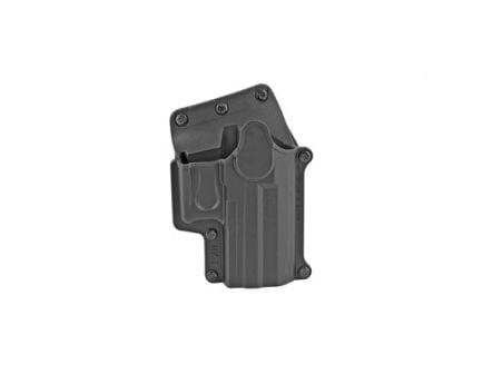 Fobus RH OWB Kydex Holster For HK USP, FN 40, Ruger SR9, Black - HK1BH