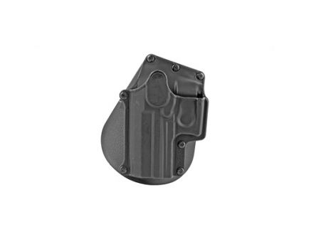 Fobus LH OWB Kydex Holster For HK Compact/USP 9/40/45, Black - HK1LH