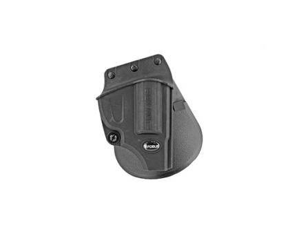 Fobus Evolution E2 RH OWB Kydex Paddle Holster For Smith & Wesson J Frame, Black - J357ND