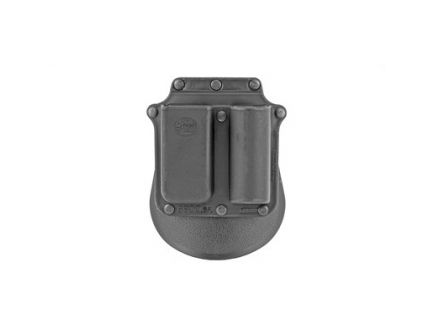 """Fobus Paddle Pouch For Glock, HK 9/40 Magazines And 1"""" Diameter Flashlights, Black - SF6900"""