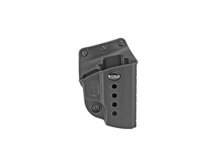 Fobus E2 RH OWB Kydex Belt Holster For Walther PPS And Smith & Wesson Shield, Black - SWSBH