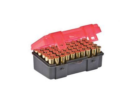 Plano 6 Pack 50rd .357/.38 Sp/.38 Handgun Ammunition Boxes, Charcoal/Rose - 122550