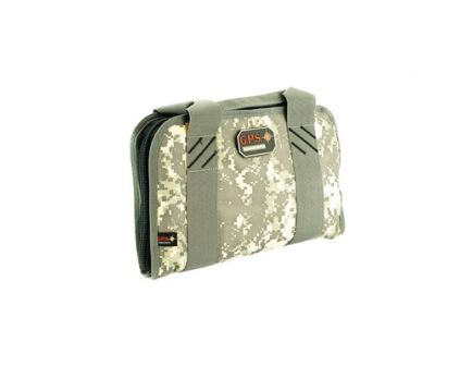 G-Outdoors Soft Pistol Case Holds 2 Pistols, Fall Digital - GPS-1308PCDC