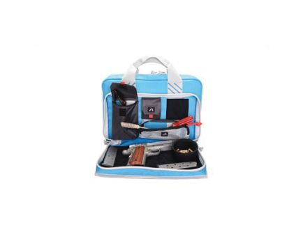 G-Outdoors Soft Pistol Case, Blue - GPS-1310PCRB