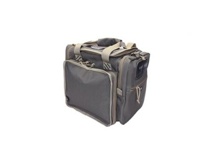G-Outdoors Large Soft Range Bag, Green/Tan - GPS-2014LRBRK