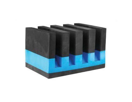 G-Outdoors Foam Pistol Cradle, Blue Foam - GPS-F400CRN