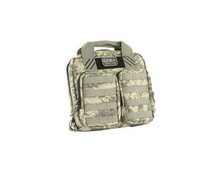 G-Outdoors Tactical Soft Range Bag Holds 2 Pistols, Fall Digital - GPS-T1410PCDC
