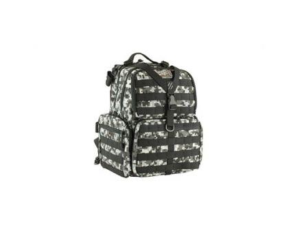 G-Outdoors Soft Tactical Range Backpack, Gray Digital Camo - GPS-T1612BPGDC