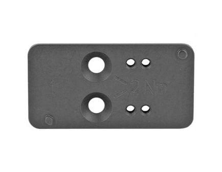 HK VP OR Noblex/Meopta Mounting Plate, Black - 50254261