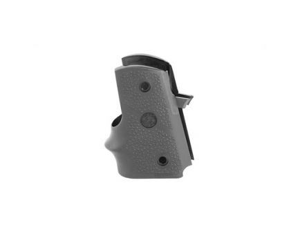 Hogue Para Ordnance P10 Rubber Grip With Finger Grooves, Black - 23000