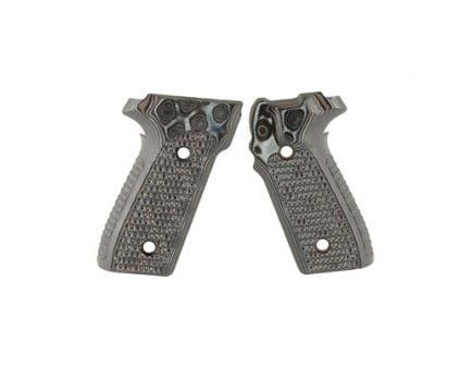 Hogue Extreme G10 Piranha Grip For Sig P228/229, G-Mascus Black - 28137