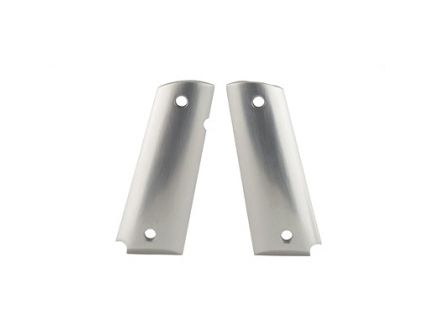 Hogue 1911 Government Extreme Aluminum Grips, Gloss - 45165