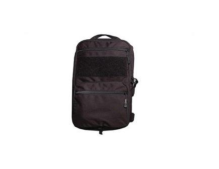 Haley Strategic Partners Flatpack Backpack 8inx12in, Black - FLATPACK-BLK