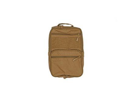 Haley Strategic Partners Flatpack Backpack 8inx12in, Coyote - FLATPACK-COY