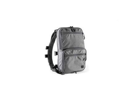 Haley Strategic Partners Flatpack Backpack 8inx12in, Disruptive Grey - FLATPACK-GRY