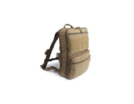 Haley Strategic Partners Flatpack Backpack 14inx10inx6in, Coyote - FLATPACK-PLUS-COY