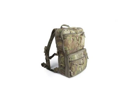 Haley Strategic Partners Flatpack Backpack 14inx10inx6in, Multi-Cam - FLATPACK-PLUS-MC