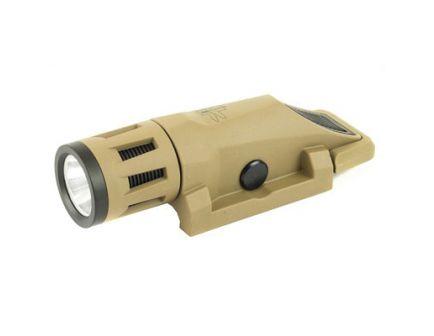 Haley Strategic Inforce WML 400 Lumen LED Weapon Light, Coyote Brown - HSPWML400COY
